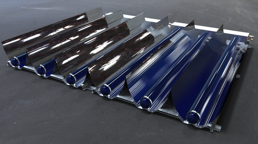 Advanced Solar Thermal Technologies for Clean Water