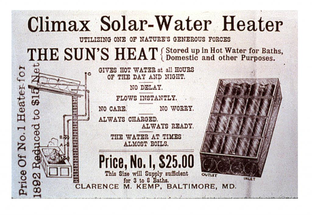 History Artic Solar