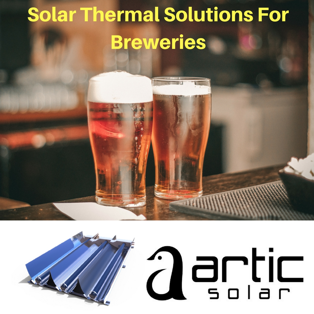 Solar Thermal Solutions For Breweries