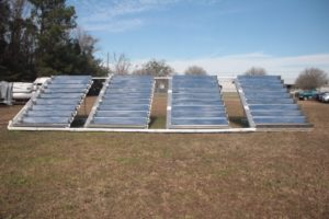 solar power for distillery